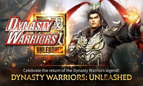 Dynasty Warriors: Unleashed Ekran Görüntüleri - 6