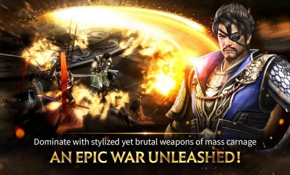 Dynasty Warriors: Unleashed Ekran Görüntüleri - 5
