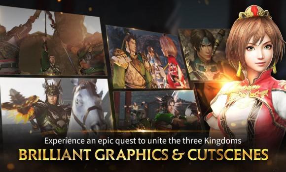 Dynasty Warriors: Unleashed Ekran Görüntüleri - 4