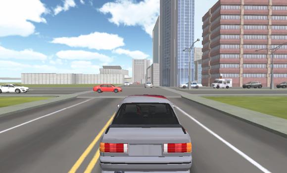 E30 Trafik Simülasyonu Ekran Görüntüleri - 5