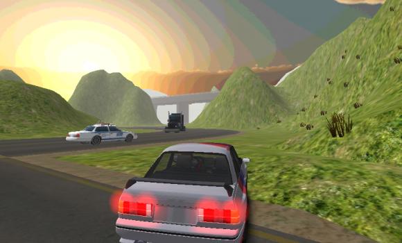 E30 Trafik Simülasyonu Ekran Görüntüleri - 1