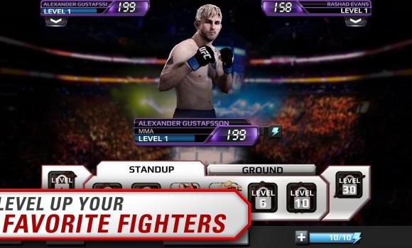 EA SPORTS UFC Ekran Görüntüleri - 1