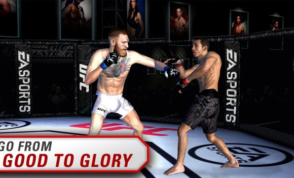 EA SPORTS UFC Ekran Görüntüleri - 2