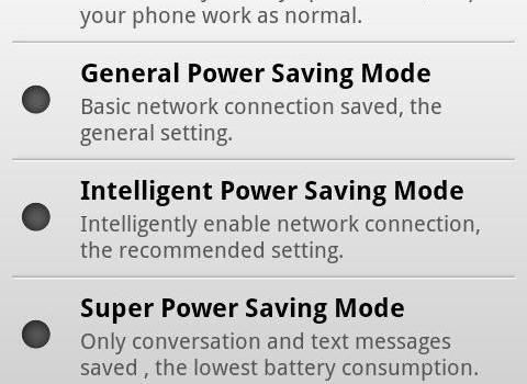 Easy Batter Saver Ekran Görüntüleri - 2