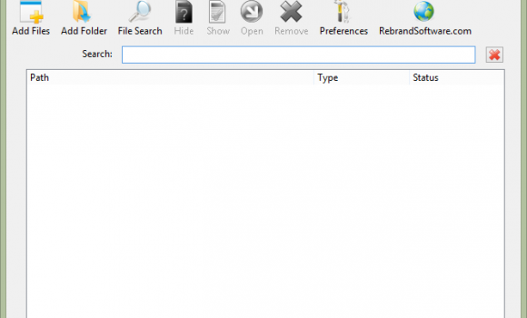Easy File Hider Ekran Görüntüleri - 2