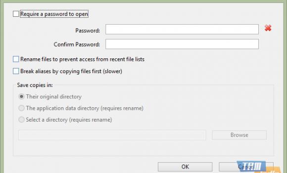 Easy File Hider Ekran Görüntüleri - 1