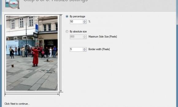 Easy Photo Resize Ekran Görüntüleri - 2