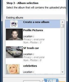 Easy Photo Uploader for Facebook Ekran Görüntüleri - 2