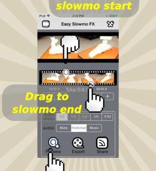 Easy Slowmo FX Ekran Görüntüleri - 5