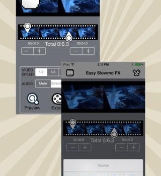 Easy Slowmo FX Ekran Görüntüleri - 4