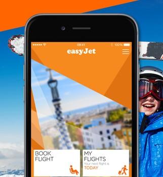 easyJet mobile Ekran Görüntüleri - 5