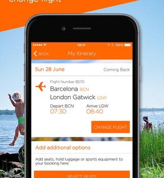 easyJet mobile Ekran Görüntüleri - 4