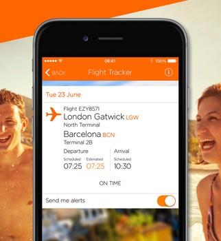 easyJet mobile Ekran Görüntüleri - 1