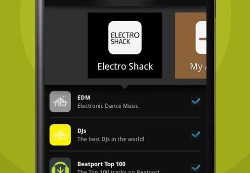 Electro Shack Ekran Görüntüleri - 1