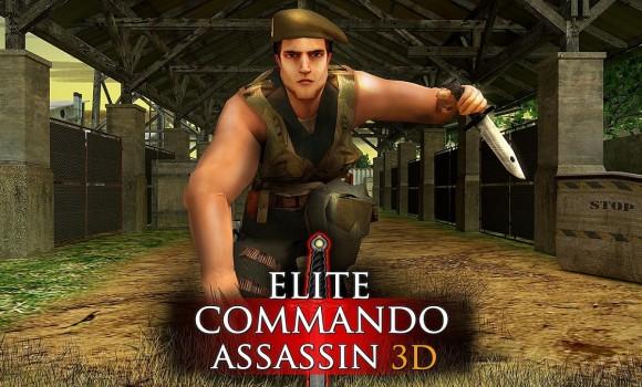 Elite Commando Assassin 3D Ekran Görüntüleri - 1