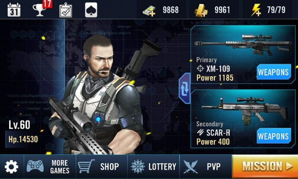 Elite Killer: SWAT Ekran Görüntüleri - 1