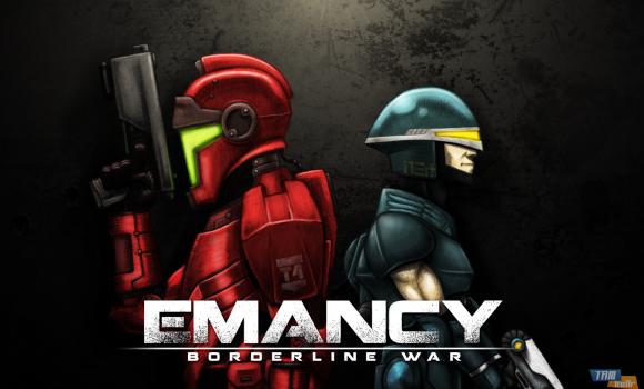 Emancy: Borderline War Ekran Görüntüleri - 4