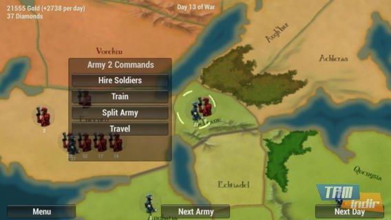 Emancy: Borderline War Ekran Görüntüleri - 3