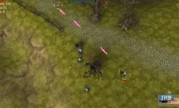 Emancy: Borderline War Ekran Görüntüleri - 6