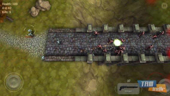 Emancy: Borderline War Ekran Görüntüleri - 1