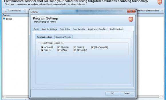 EMCO Malware Destroyer Ekran Görüntüleri - 1