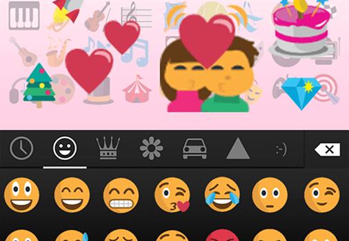 Emoji Keyboard-Funny &Colorful Ekran Görüntüleri - 5