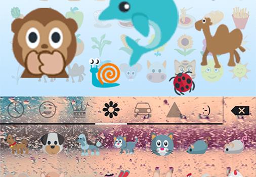 Emoji Keyboard-Funny &Colorful Ekran Görüntüleri - 4