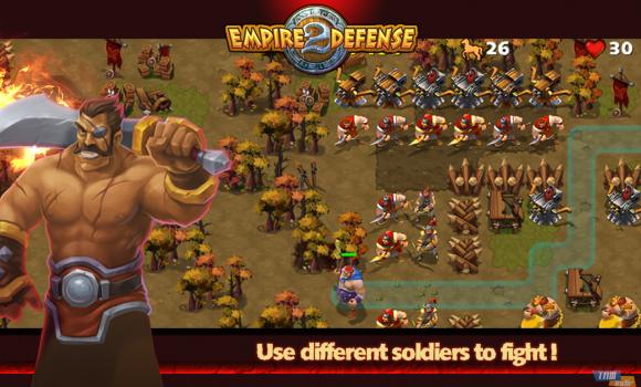 Empire Defense 2 Ekran Görüntüleri - 3
