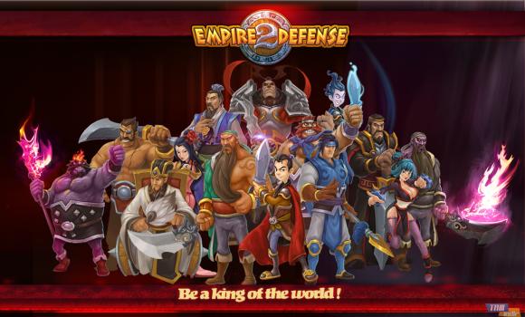 Empire Defense 2 Ekran Görüntüleri - 1