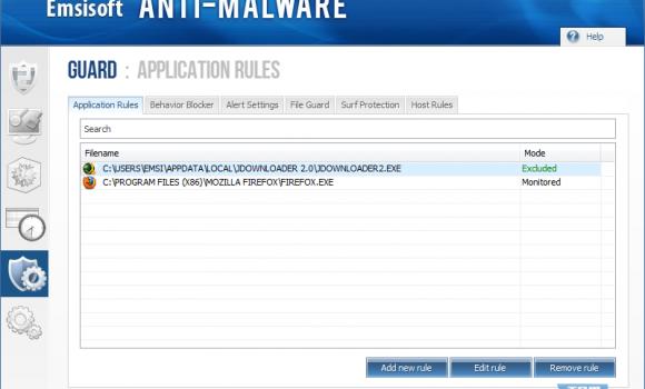 Emsisoft Internet Security Pack Ekran Görüntüleri - 7