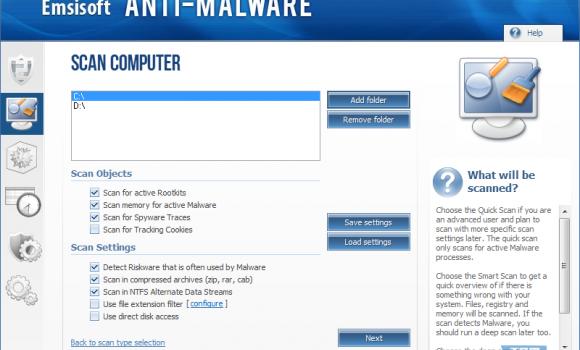 Emsisoft Internet Security Pack Ekran Görüntüleri - 5