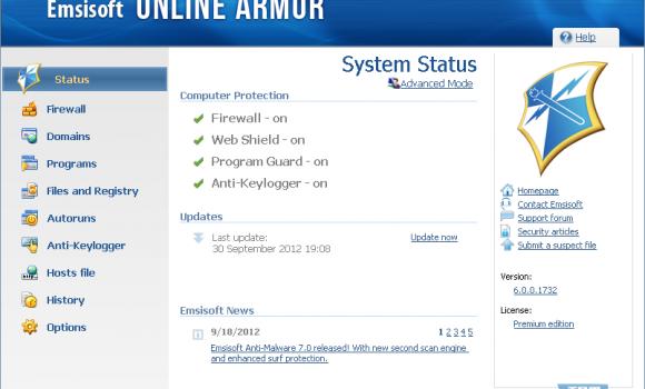 Emsisoft Internet Security Pack Ekran Görüntüleri - 4