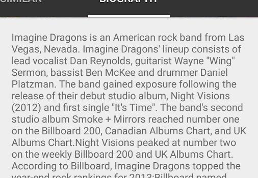 Encore Spotify Plugin Ekran Görüntüleri - 1