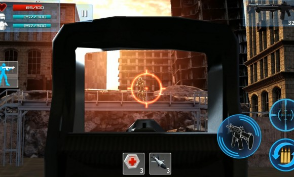 Enemy Strike 2 Ekran Görüntüleri - 1