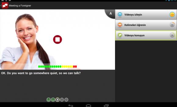 EnglishCentral Ekran Görüntüleri - 1