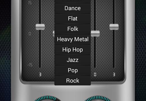EQ & Bass Booster Ekran Görüntüleri - 1