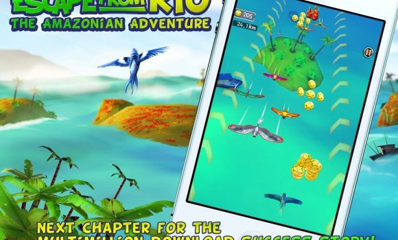 Escape From Rio: The Adventure Ekran Görüntüleri - 5