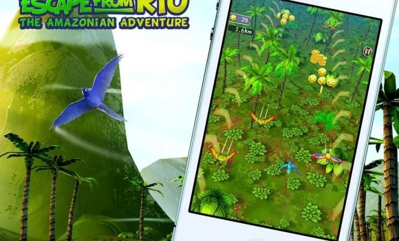 Escape From Rio: The Adventure Ekran Görüntüleri - 3