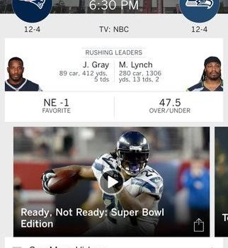 ESPN Ekran Görüntüleri - 3