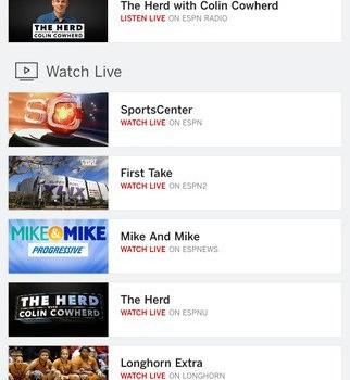 ESPN Ekran Görüntüleri - 2