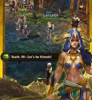 Eternity Warriors 3 Ekran Görüntüleri - 2