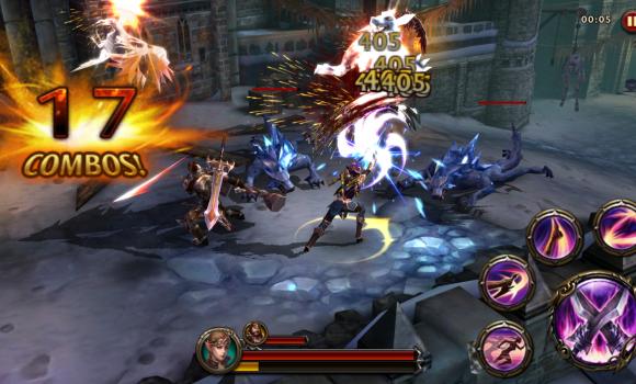 Eternity Warriors 4 Ekran Görüntüleri - 1