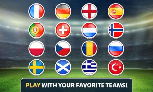 EURO 2016 Head Soccer Ekran Görüntüleri - 5