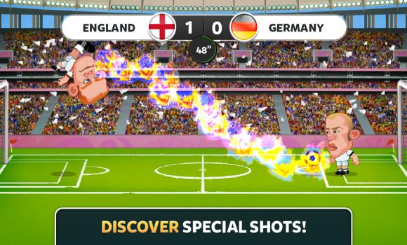 EURO 2016 Head Soccer Ekran Görüntüleri - 4