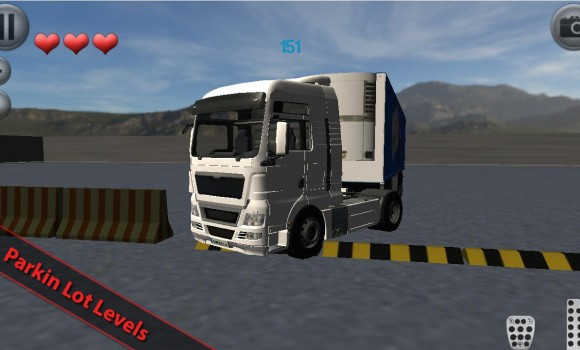 Euro Truck Parking Ekran Görüntüleri - 4