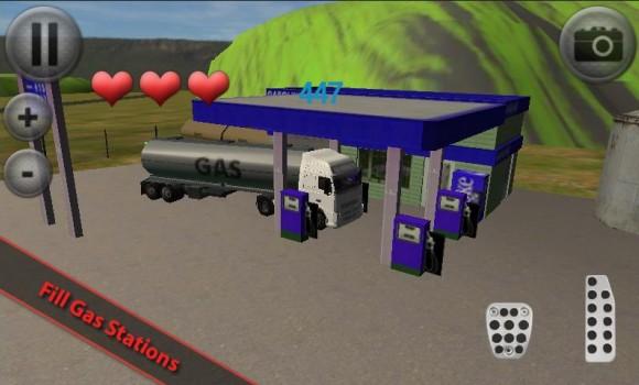 Euro Truck Parking Ekran Görüntüleri - 5