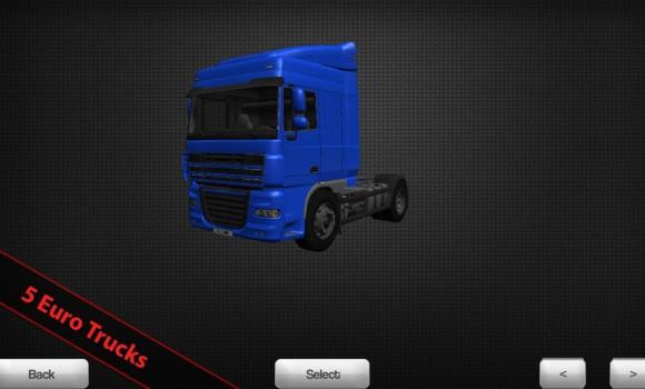 Euro Truck Parking Ekran Görüntüleri - 2
