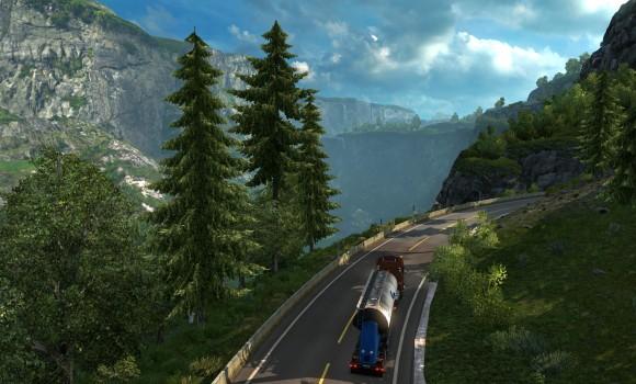 Euro Truck Simulator 2 - Scandinavia Ekran Görüntüleri - 3