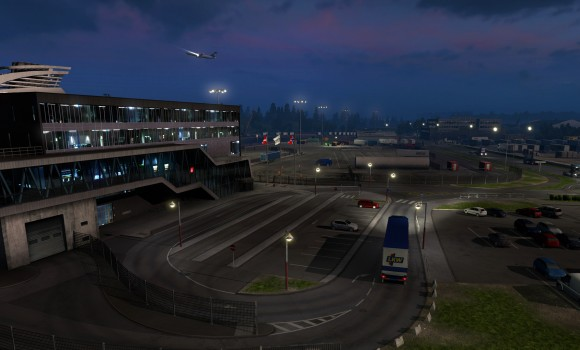 Euro Truck Simulator 2 - Scandinavia Ekran Görüntüleri - 4