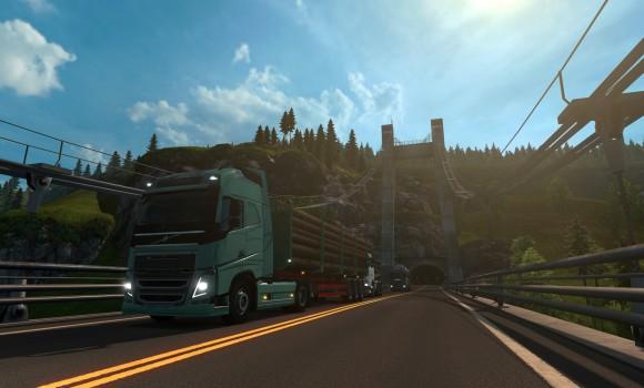 Euro Truck Simulator 2 - Scandinavia Ekran Görüntüleri - 2